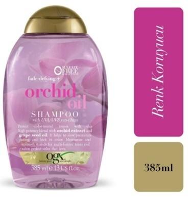 Organix Şampuan Orchıd Oıl 385Ml Renksiz